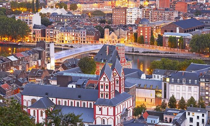 Faites de votre rencontre amoureuse à Liège un moment inoubliable.